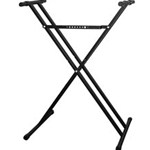 Casio Deluxe Double X Keyboard Stand