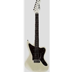 Jay Turser JT JG Electric Guitar, Ivory