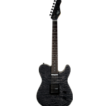 Michael Kelly 1954 Model Electric Guitar, Satin Black Wash