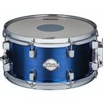 Drum Dominion7x13 Birch Snare Drum, Brushed Blue Wrap