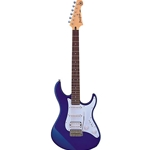 Yamaha Pacifica Double Cutaway Electric Guitar, Metallic Blue