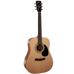 Cort AD810 Acoustic Guitar, Open Pore Finish